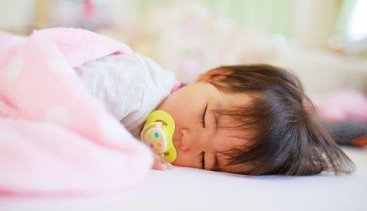 赤ちゃんが寝ながら布団を蹴る!冬に出来る4つの対策
